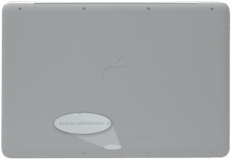 averiguar numero serie macbook